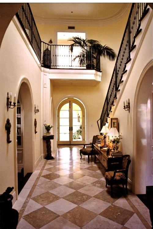 Foyer Landing Ideas : Best foyer images on pinterest