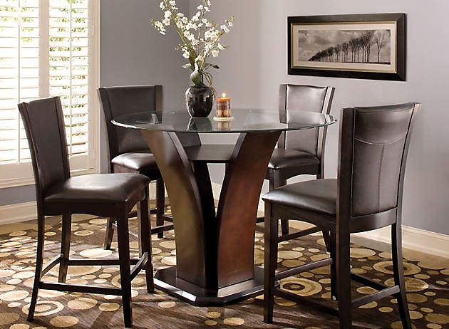 Small Dining Room Sets Home Interior Design Ideas In 2020 Small Dining Room Set Dining Sets Modern Dining Room Sets