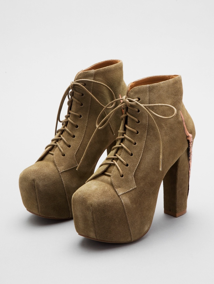 191 best images about jeffrey campbell lita 39 s on pinterest platform boots taupe and lace up boots. Black Bedroom Furniture Sets. Home Design Ideas