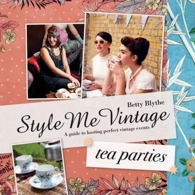 A vintage and thematic take on a traditional afternoon tea party, with recipes for food and drink, and complete information on how to style the table, room, invites, and guests The current trend for r