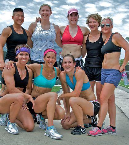 The Women of CrossFit