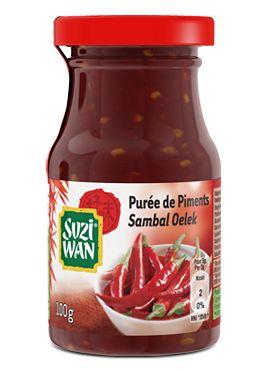 Suzi Wan Purée de piments