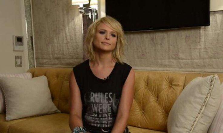 "Miranda Lambert Takes Fans On Tour Of Her ""Cottage On Wheels"" [WATCH]"