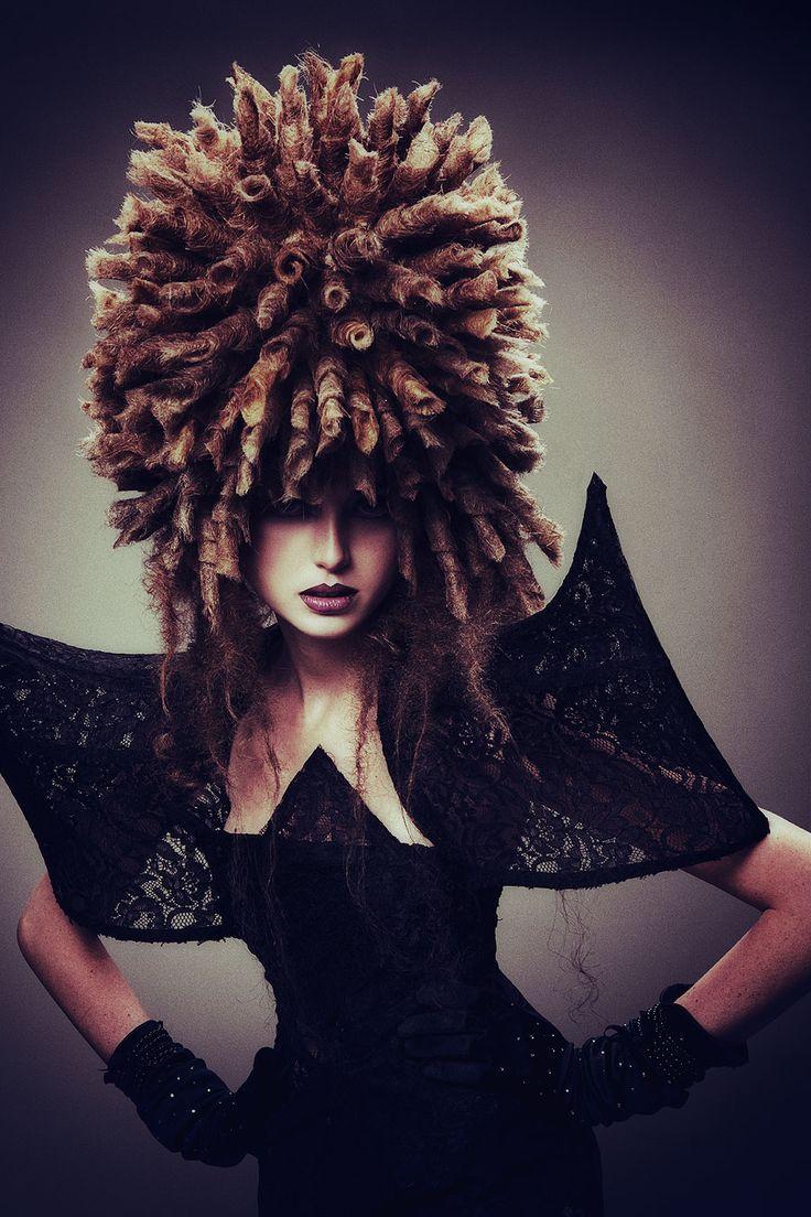 112 best avant garde hair images on pinterest   hair art