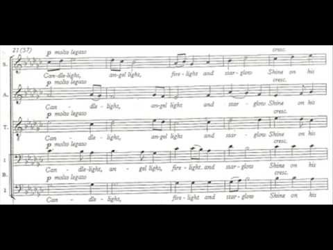 Candlelight Carol //  John Rutter & Cambridge Singers