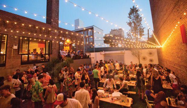 Best Outdoor Bars and Restaurants in Brooklyn Summer 2016 ...