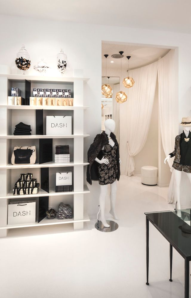KARDASHIAN STYLE: INSIDE THEIR GLAMOROUS MELROSE BOUTIQUE With the help of designer Jeff Andrews, the Kardashians invite you to shop in style.