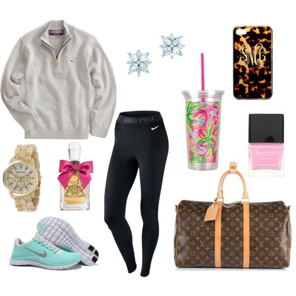 """Jet Set- Southern Prep"" by classically-southern on Polyvore"