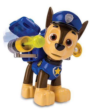 This PAW Patrol Big Action Pup Chase Action Figure by PAW Patrol is perfect! #zulilyfinds
