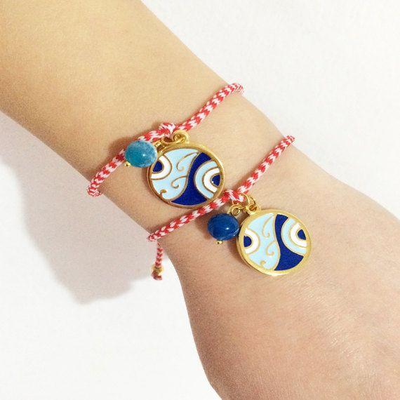 martis bracelet greek jewelry greek martakia by christelboutique