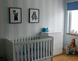 Pokój dziecka styl Skandynawski - zdjęcie od Natalia Wutrych