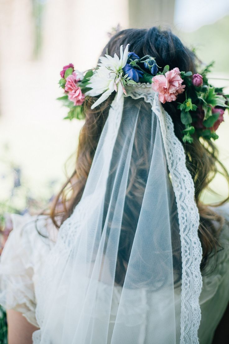 254 best Wedding Bridal Veils images on Pinterest