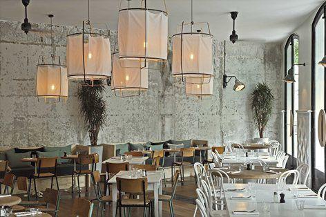 Auteuil Brasserie, Parigi, 2015 - Pravda Arkitect