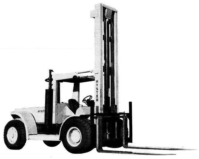Original Illustrated Factory Spare Parts List for Hyster Diesel/LPG Forklift Truck C007 Series.Original factory manuals for Hyster Forklift Trucks, contains high quality images, circuit diagrams and instructions to help you to operate, maintenance and repair your truck. All Manuals Printable, contai