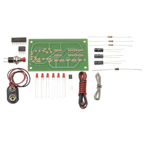 Electronic dice kit - RVFM