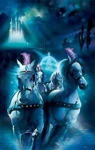 Cinderella - Racing Midnight - John Rowe - World-Wide-Art.com - $495.00 #Disney #JohnRowe