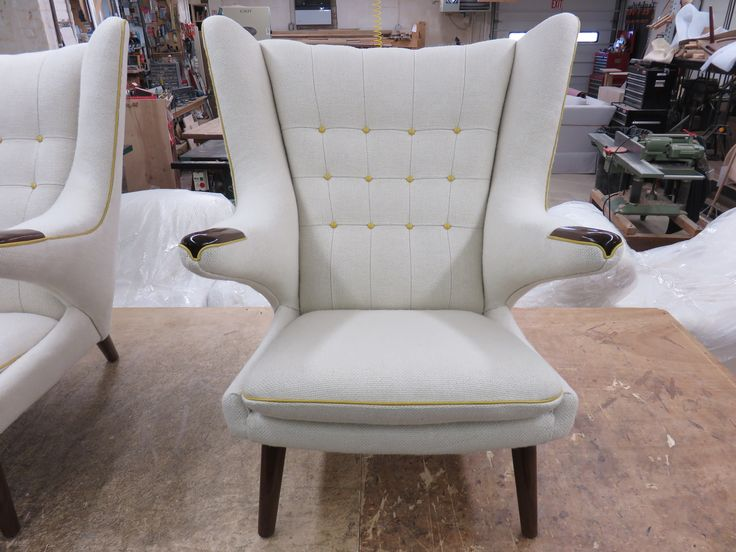 Papa Bear Chair   McLaughlin 1889. Furniture IdeasBearBears