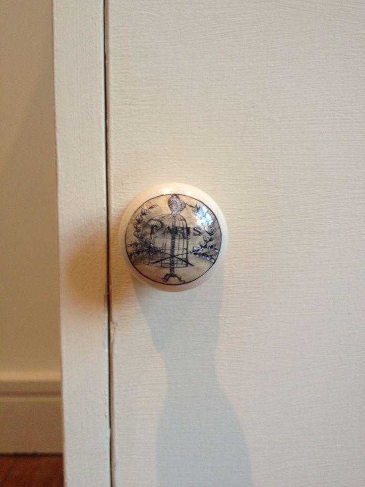 French knob
