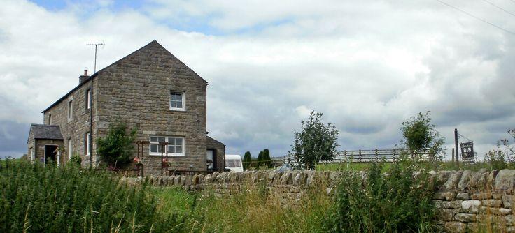 Burnhead B & B star accommodations in Cawfields