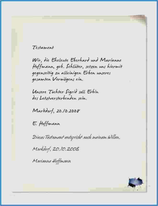 25 Erstaunlich Testament Handschriftlich Vorlage Abbildung In 2020 Vorlagen Bester Planer Excel Vorlage