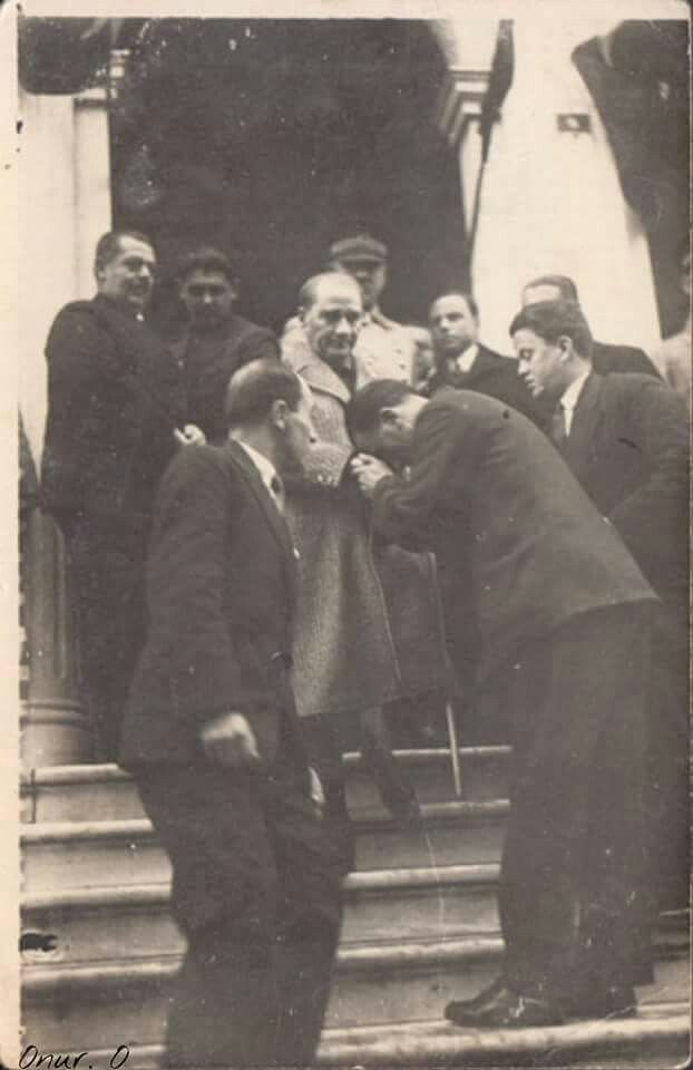 Edirne 1930 - ATATÜRK