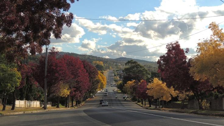 Cooma, Snowy Mountains, NSW, Australia