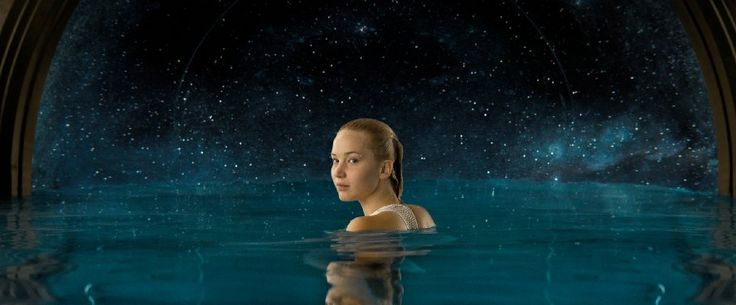 Jennifer Lawrence in Passengers (2016)