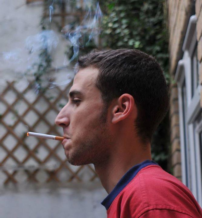 Gay smoke fetish