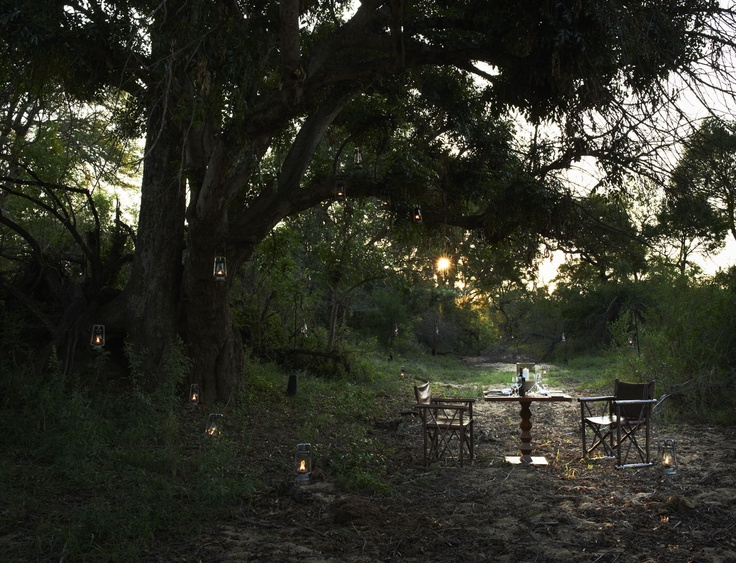 Magical moments...Singita Boulders Lodge