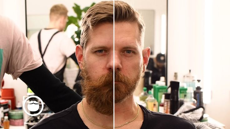 I went to the barber and got a textured side part & dramatic beard trim. Pretty stoked about the change. https://www.youtube.com/watch?v=MuyGXSRd6DY
