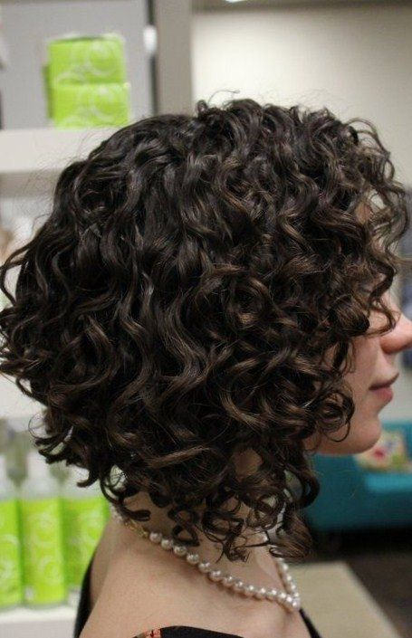 Short Curly Hairstyles                                                                                                                                                                                 Más