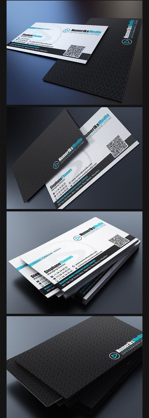183 best Design - Business Cards images on Pinterest | Corporate ...