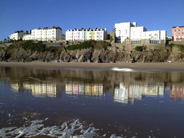 Imperial Hotel, Tenby.
