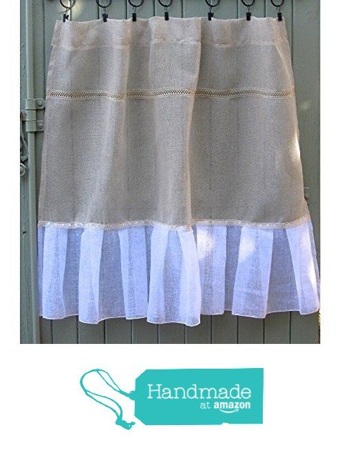 17 Best images about Linen Lace Curtains on Pinterest   French ...