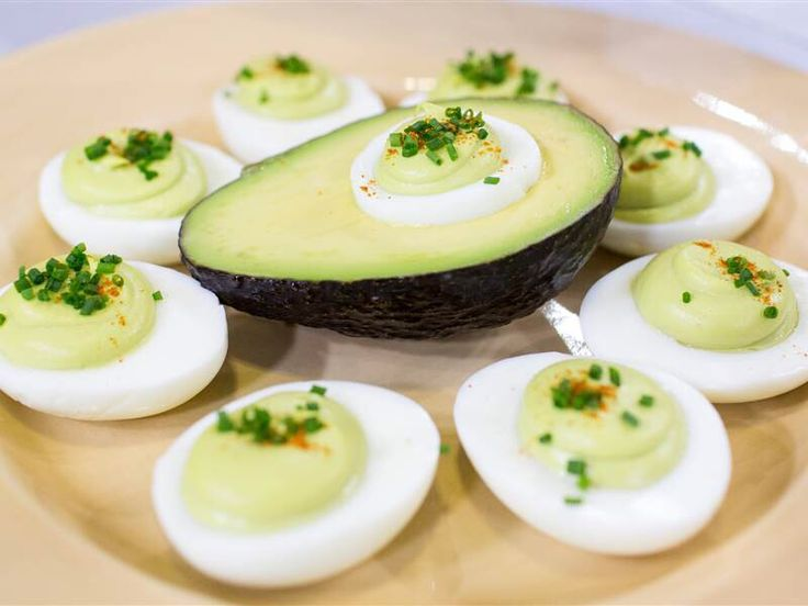 351 best today show recipes images on pinterest healthy eating avocado deviled eggs forumfinder Gallery
