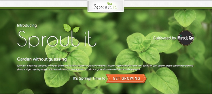 42 best images about Sprout it gardening app! on Pinterest ...