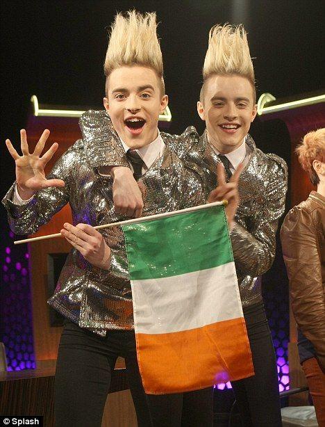 eurovision online ireland