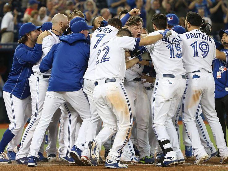The Toronto Blue Jays will play in baseball's 2015 post-season http://news.nationalpost.com/sports/mlb/the-toronto-blue-jays-will-play-in-baseballs-2015-post-season