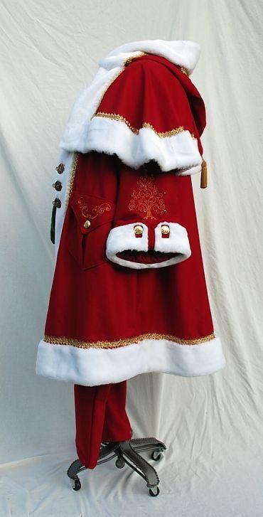 Victorian Santa Costume