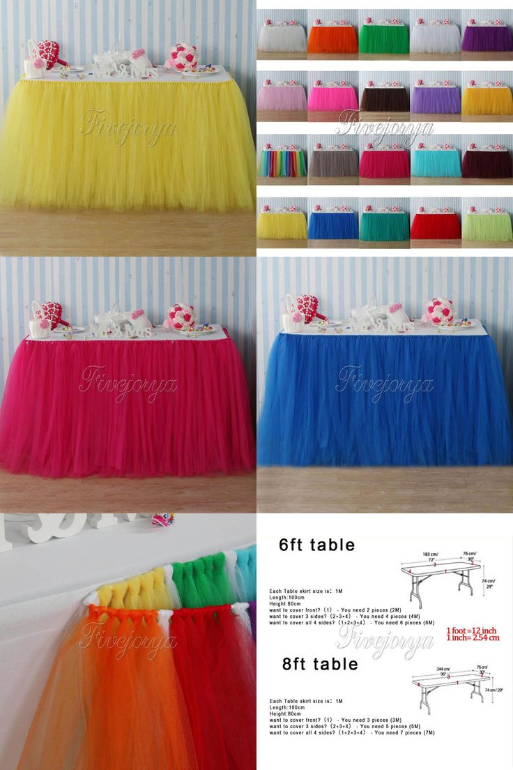 Buffet table skirting - Best 20 Table Skirts Ideas On Pinterest Tulle Table Skirt Tulle Table And Tulle Decorations