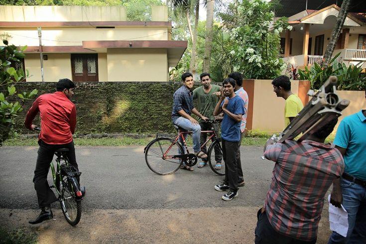 Nivin Pauly at Shooting Location-1658 Premam Malayalam movie stills-Nivin Pauly,Jude Antony Joseph