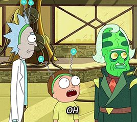 New trending GIF on Giphy. rick and morty oh snap. Follow Me CooliPhone6Case on Twitter Facebook Google Instagram LinkedIn Blogger Tumblr Youtube