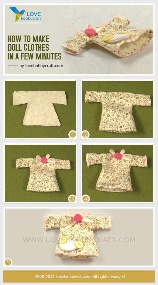 103 besten doll clothes Bilder auf Pinterest   Puppenkleidung ...