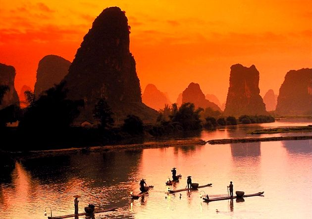 12 jours Voyages Chine | Circuit | Pékin | Xi'an | Guilin | Yangshuo | Suzhou | Shanghai