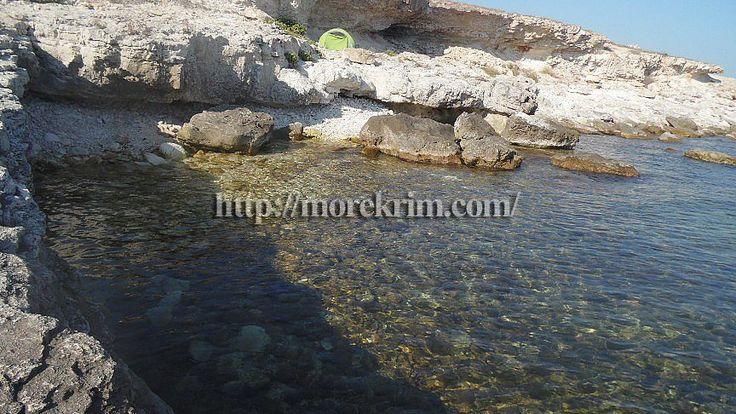 самое чистое море в Крыму фото 2