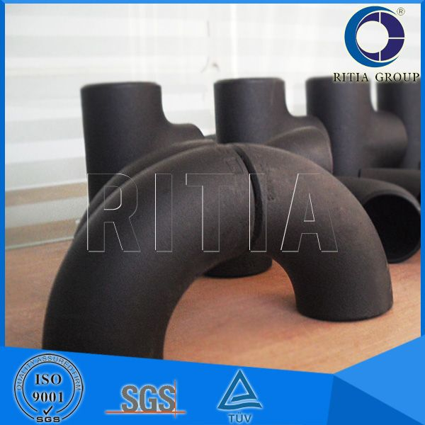 W.T. Schedule 40 carbon steel elbows:weight of 45D LR elbows,90D LR elbows astm a234,90D SR elbows for chilled water system - Ritia Tube Fittings