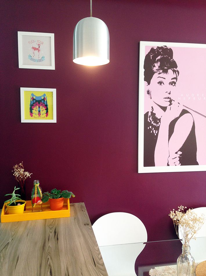 Apartamento da leitora | Decoração pop e moderna