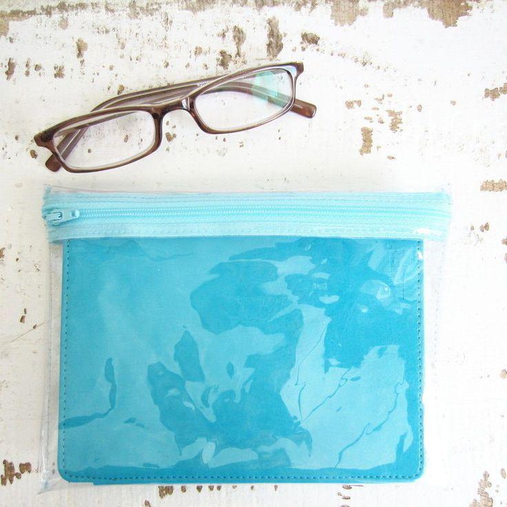 Tutoriel gratuit de la pochette transparente - Patrons de couture chez Makerist