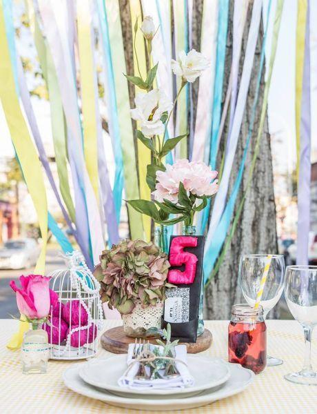 Decoración de matrimonios al aire libre 2017