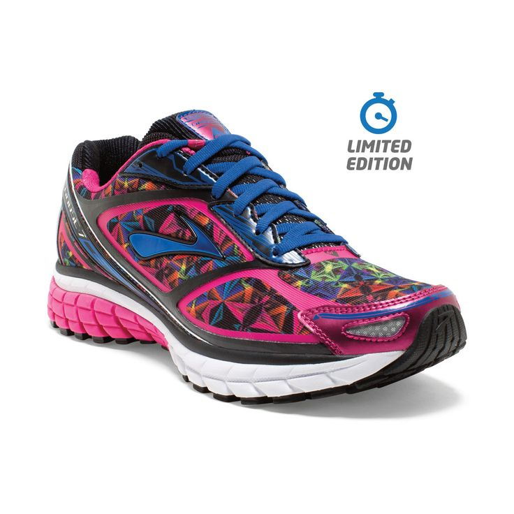 Brooks Ghost 7 Women's Neutral Running Shoes.  Hands down my FAVORITE running shoes.  They are GREAT for high arches.